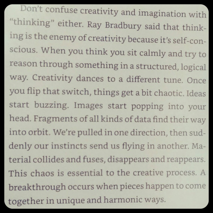 Creativity - A Trait Characterized By Unexpected Timing