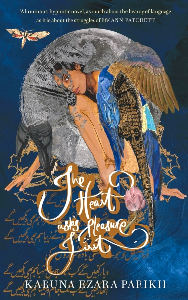 The Heart front cover